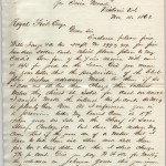 Transcription, Tradesmen, & Troublesome Murders: A Gold Rush Letters Blog